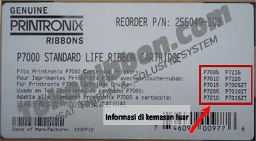 Ribbon Printronix P7205